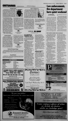 New Braunfels Herald Zeitung, January 26, 2011, Page 3