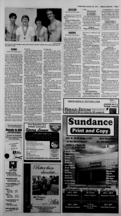 New Braunfels Herald Zeitung, January 26, 2011, Page 7
