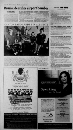 New Braunfels Herald Zeitung, January 30, 2011, Page 10