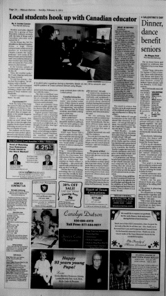 New Braunfels Herald Zeitung, February 06, 2011, Page 2