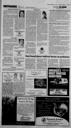 New Braunfels Herald Zeitung, February 06, 2011, Page 3