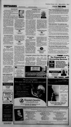 New Braunfels Herald Zeitung, February 09, 2011, Page 3