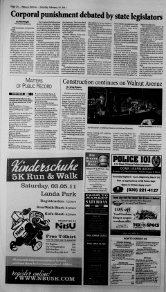 New Braunfels Herald Zeitung, February 19, 2011, Page 2