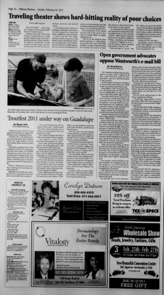 New Braunfels Herald Zeitung, February 20, 2011, Page 2