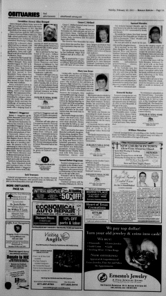 New Braunfels Herald Zeitung, February 20, 2011, Page 3