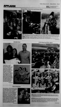 New Braunfels Herald Zeitung, February 20, 2011, Page 19