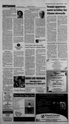 New Braunfels Herald Zeitung, May 04, 2011, Page 3