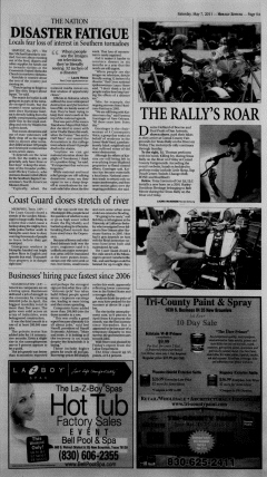 New Braunfels Herald Zeitung, May 07, 2011, Page 5