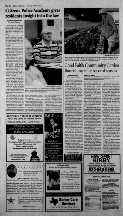 New Braunfels Herald Zeitung, May 08, 2011, Page 2