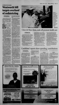 New Braunfels Herald Zeitung, May 08, 2011, Page 7