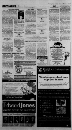New Braunfels Herald Zeitung, May 10, 2011, Page 3