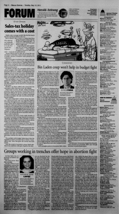 New Braunfels Herald Zeitung, May 10, 2011, Page 4