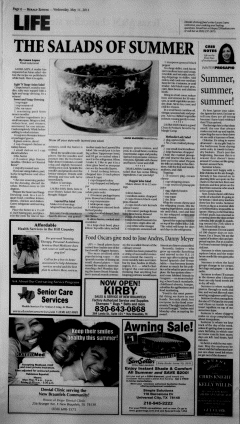 New Braunfels Herald Zeitung, May 11, 2011, Page 6