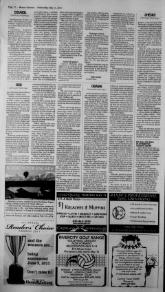 New Braunfels Herald Zeitung, May 11, 2011, Page 10