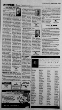 New Braunfels Herald Zeitung, May 12, 2011, Page 3