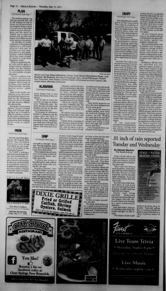 New Braunfels Herald Zeitung, May 12, 2011, Page 12