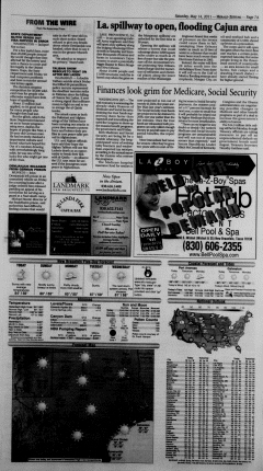 New Braunfels Herald Zeitung, May 14, 2011, Page 7