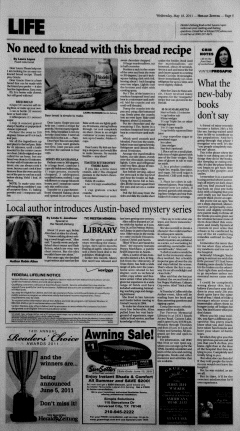 New Braunfels Herald Zeitung, May 18, 2011, Page 5