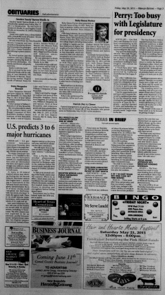 New Braunfels Herald Zeitung, May 20, 2011, Page 3