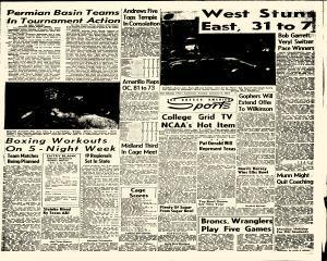 Odessa American, January 03, 1954, Page 7