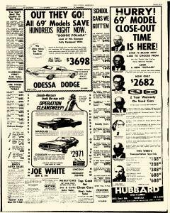 Odessa American, August 22, 1969, Page 27