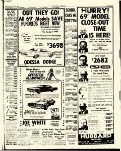 Odessa American, August 22, 1969, Page 39