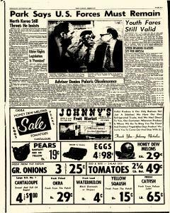 Odessa American, August 28, 1969, Page 31