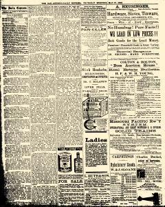San Antonio Daily Express, May 27, 1886, Page 2