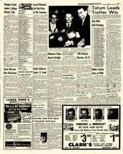 San Antonio Express and News, February 14, 1954, Page 27