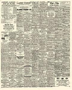 San Antonio Express and News, March 14, 1954, Page 34
