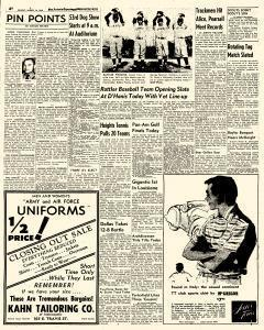San Antonio Express and News, March 14, 1954, Page 39