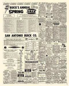 San Antonio Express and News, March 21, 1954, Page 43