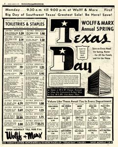 San Antonio Express and News, March 21, 1954, Page 64