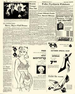 San Antonio Express and News, October 14, 1962, Page 14