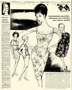San Antonio Express and News, October 14, 1962, Page 19