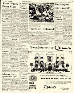 San Antonio Express and News, October 14, 1962, Page 22