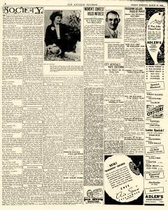 San Antonio Express, March 27, 1936, Page 6