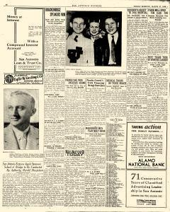 San Antonio Express, March 27, 1936, Page 20
