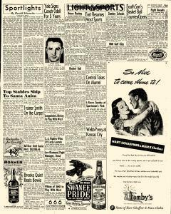 San Antonio Light, December 14, 1945, Page 21