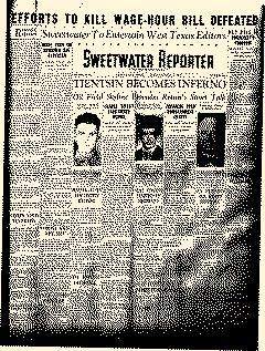 Sweetwater Reporter