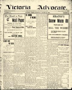 Advocate, August 24, 1901, Page 1