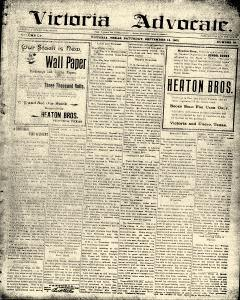 Advocate, September 14, 1901, Page 1