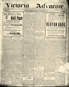 Advocate, October 05, 1901, Page 1