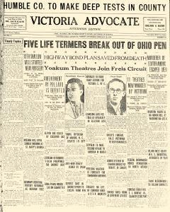Advocate, February 19, 1929, Page 1