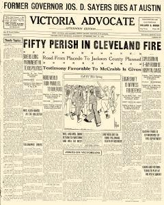 Advocate, May 15, 1929, Page 1