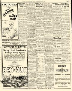 Advocate, August 05, 1929, Page 3