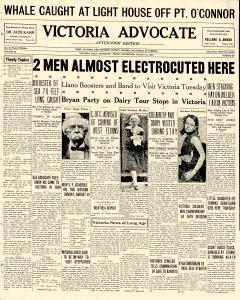Advocate, August 16, 1929, Page 1