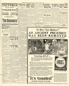 Advocate, October 17, 1929, Page 3