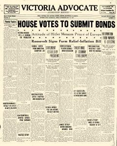 Advocate, May 12, 1933, Page 1