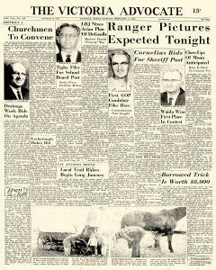 Advocate, February 02, 1964, Page 1